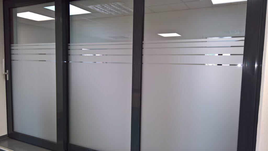 Sichschutz Büro